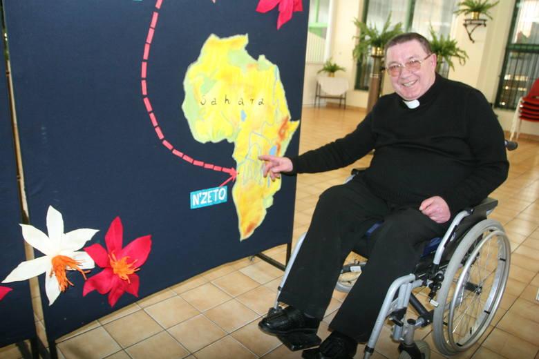 Ksiądz Stanisław Olesiak apeluje do władz miasta, by jak najszybciej przywróciły transport dla osób niepełnosprawnych