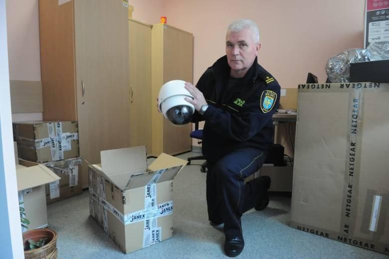 - W tym roku kamery powinny już działać, są supernowoczesne i pozwolą nam kontrolować wejścia na wyspę także w nocy - podkreśla Krzysztof Maślaka, zastępca