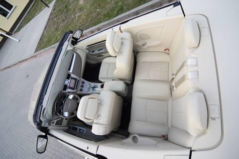 Wrażenia z jazdy. Chrysler Sebring Cabrio 2.7