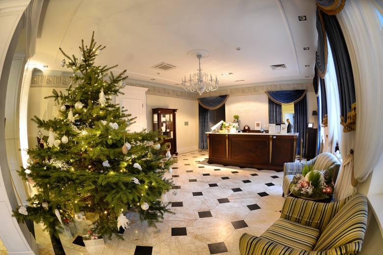 Świąteczny catering od Hotelu Pałac Romantyczny