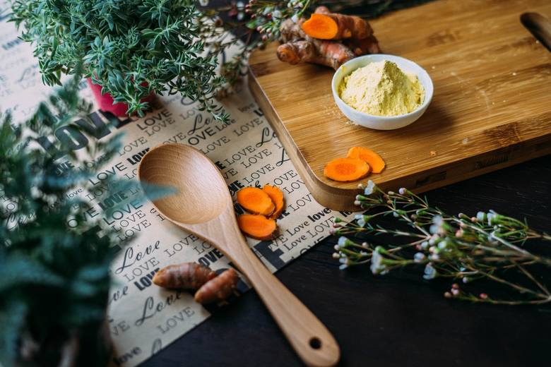 6. Zioła i przyprawy - nie tylko wzmacniają smak potraw, ale i zdrowie.
