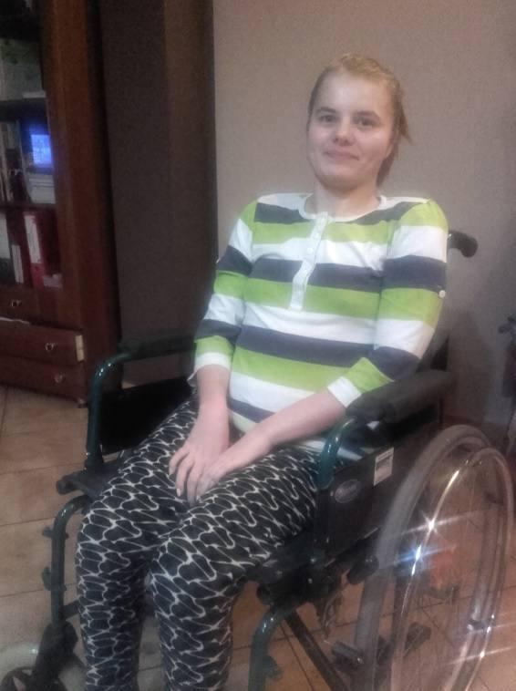 Ola Lipska z Fałkowa potrzebuje naszego wsparcia, pozwólmy jej stanąć na nogi