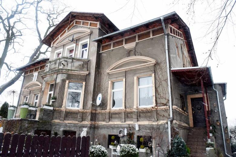 Willa Heinrich to tylko jeden z wielu niezwykłych budynków Górzykowa - miejscowości położonej między Sulechowem a Zieloną Górą.