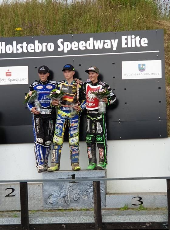 W sobotę w duńskim Holstebro rozegrano dwa półfinały mistrzostw świata w klasie 250 centymetrów. Doskonale w drugim turnieju spisał się Wiktor Przyjemski