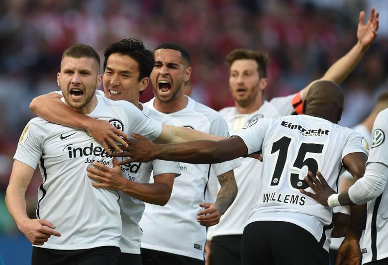 Finał Pucharu Niemiec w Berlinie