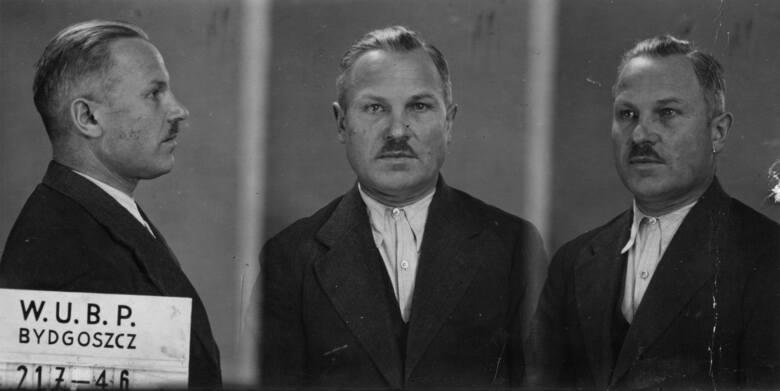 Wiosna 1946 r. Tak po aresztowaniu przez UB