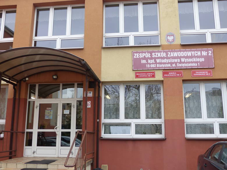 Zespół Szkół Zawodowych Nr 2  im. kpt. Władysława Wysockiego w Białymstoku
