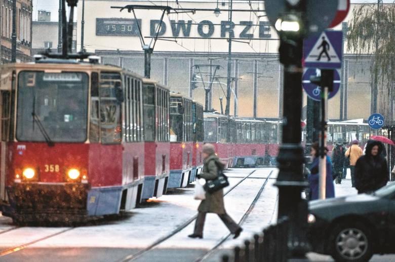 Tramwaj do dworca - linia ponownie uruchomiona
