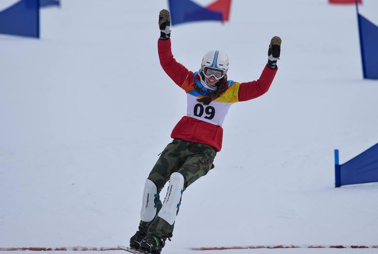 Aleksandra Król zdobyła złoty medal 28. Zimowej Uniwersjady w Ałmatach
