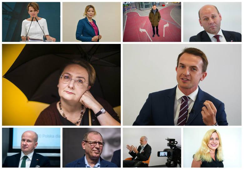 Poznań w Sejmie będzie reprezentowało 10 posłów. Pięciu z nich to przedstawiciele Koalicji Obywatelskiej, trzech reprezentantów będzie miało Prawo i
