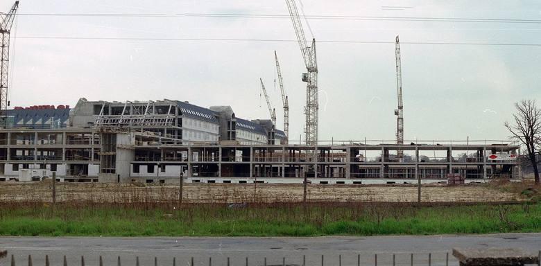 Budowa szpitala przy ul. Borowskiej