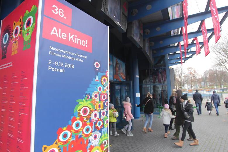 W niedzielę w Poznaniu rozpoczął się 36. Międzynarodowy Festiwal Filmów Młodego Widza Ale Kino! W ramach jego programu do 8 grudnia zostanie pokazane