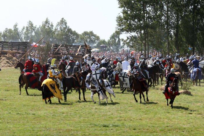 Bitwa pod Grunwaldem była jedną z największych bitew w historii średniowiecznej Europy. 15 lipca 2020 obchodzimy w Polsce 610. rocznicę Bitwy pod Grunwaldem