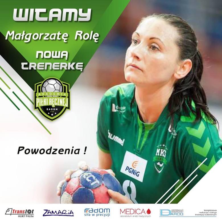 PGNiG Superliga kobiet. Więcej meczów piłkarek w telewizji. Legenda MKS Lublin trenerką w Radomiu