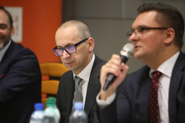 Debata na temat metropolii w Katowicach