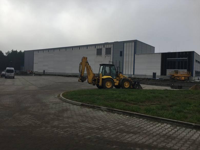 Rozbudowa zakładu w Nowej Soli