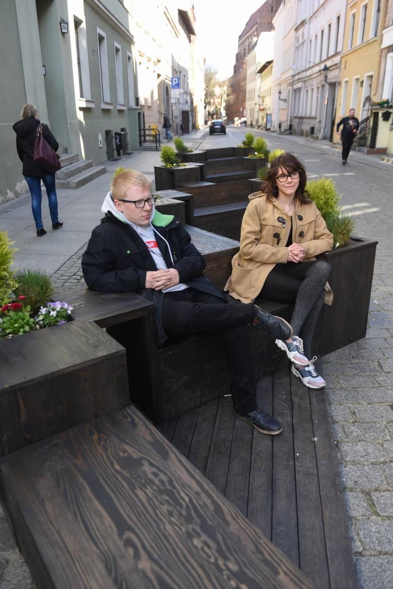 Wyjątkowe miejskie meble już wkrótce pojawią się w Toruniu