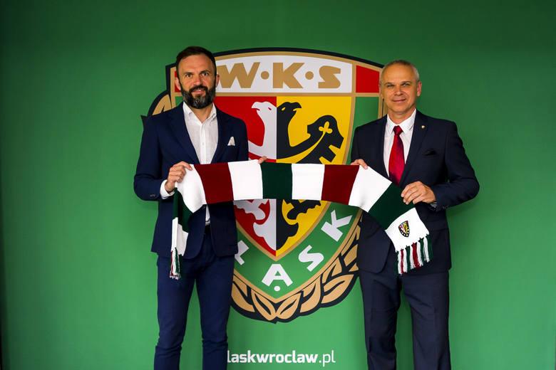 Vitezslav Lavicka przedłużył swój kontrakt