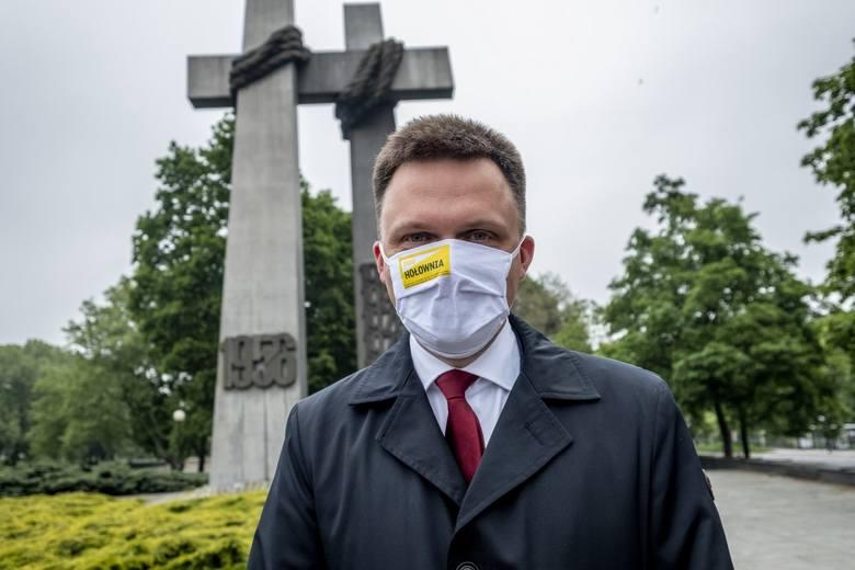 - Partie polityczne zrobiły już w Polsce tyle złego i tak bardzo zawładnęły naszą wyobraźnią, telewizją publiczną, spółkami skarbu państwa, sądami, że muszę przejść kwarantannę z pojęcia partii politycznej - mówi Szymon Hołownia,