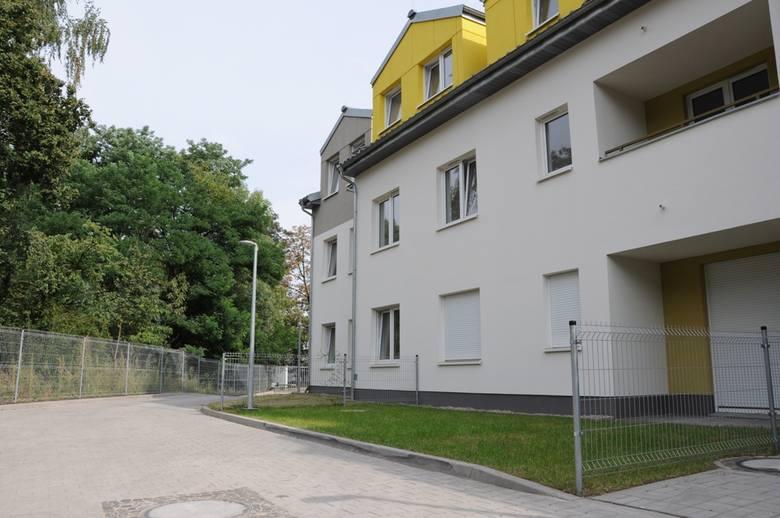 Budynek wielorodzinny przy ul. Swojczyckiej 116a