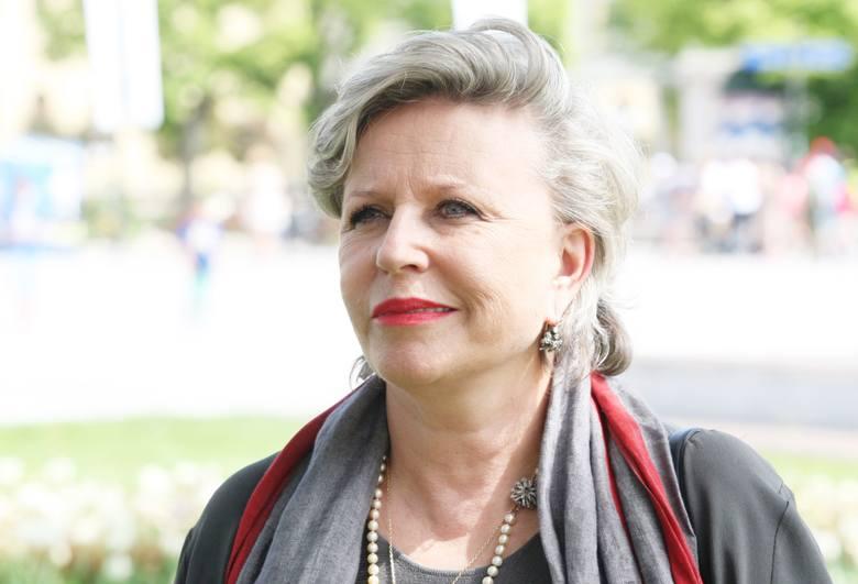 Krystyna Janda będzie jedną z gwiazd 36. Gorzowskich Spotkań Teatralnych. Wystąpi z monodramem. Tak samo, jak Marian Opania.