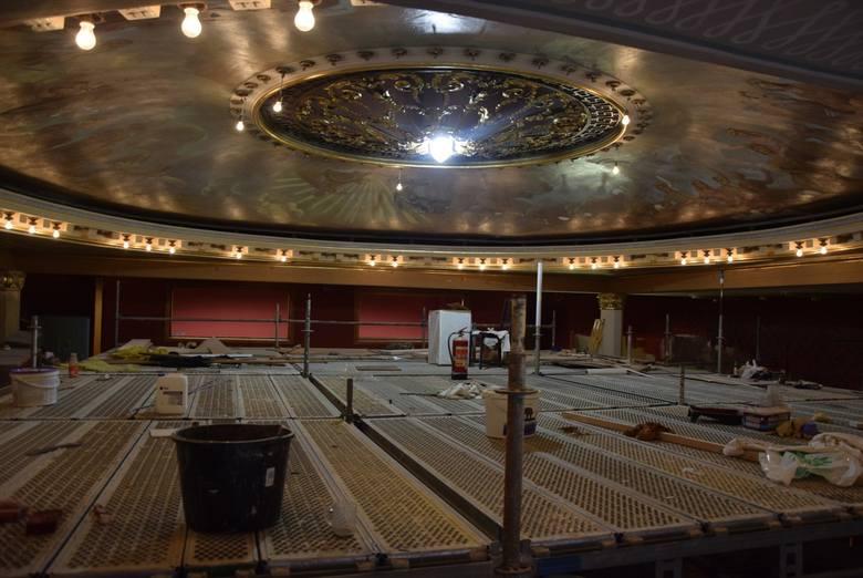 Tak teraz wygląda gorzowski teatr