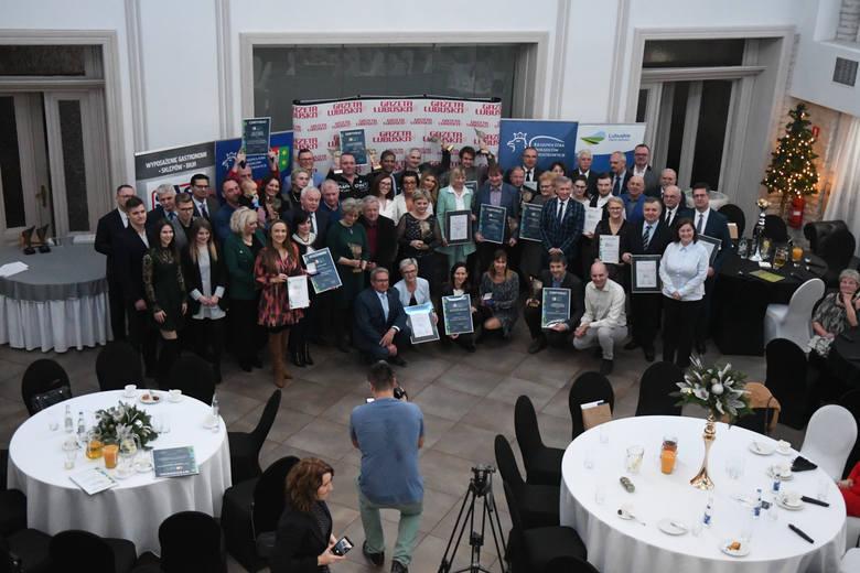 Gala plebiscytu Nasze Dobre Lubuskie w hotelu Fado w Gorzowie Wlkp.