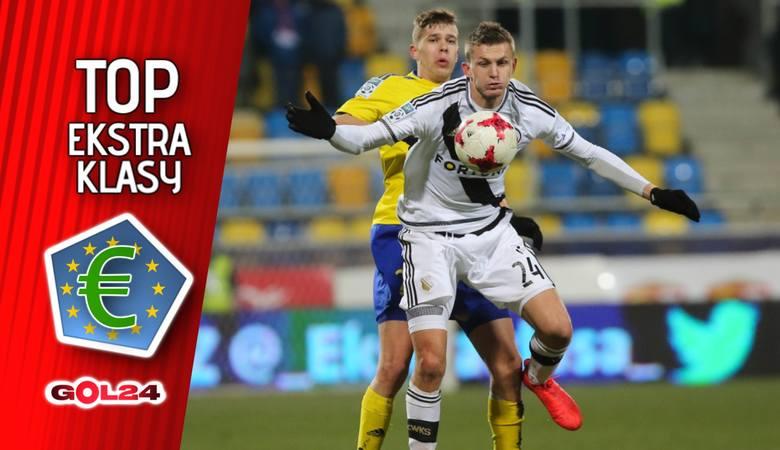 Najdrożsi piłkarze Ekstraklasy [TOP 20]