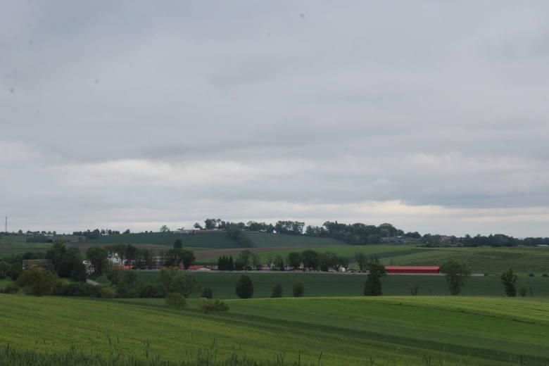 Rejon Cichawy, gdzie planowano budowę kompostowni. Zmiany w MPZP mają zablokować tego typu inwestycje nie tylko w tej miejscowości, ale także w sąsi