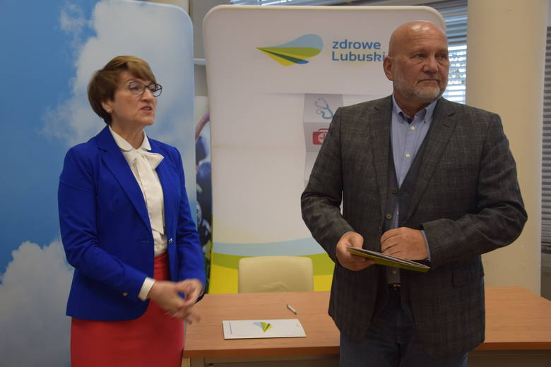 Podpisanie umów na dotacje dla wojewódzkich stacji pogotowia ratunkowego w Gorzowie Wielkopolskim i Zielonej Górze - 14 lutego 2020