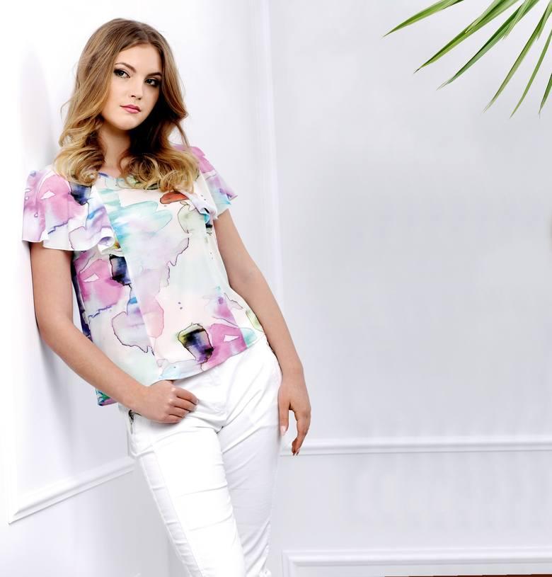 Krystyna Sokołowska - Miss Foto Podlasia 2017 i Hubert Nalewajko - I Wicemister Podlasia 2017 wzięli udział w sesji zdjęciowej marki Eleganza - Świat