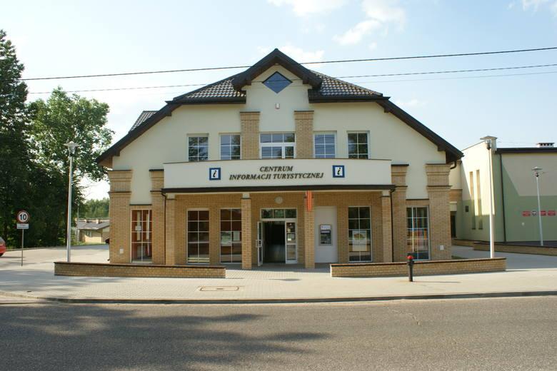 Centrum Informacji Turystycznej w Płaskiej