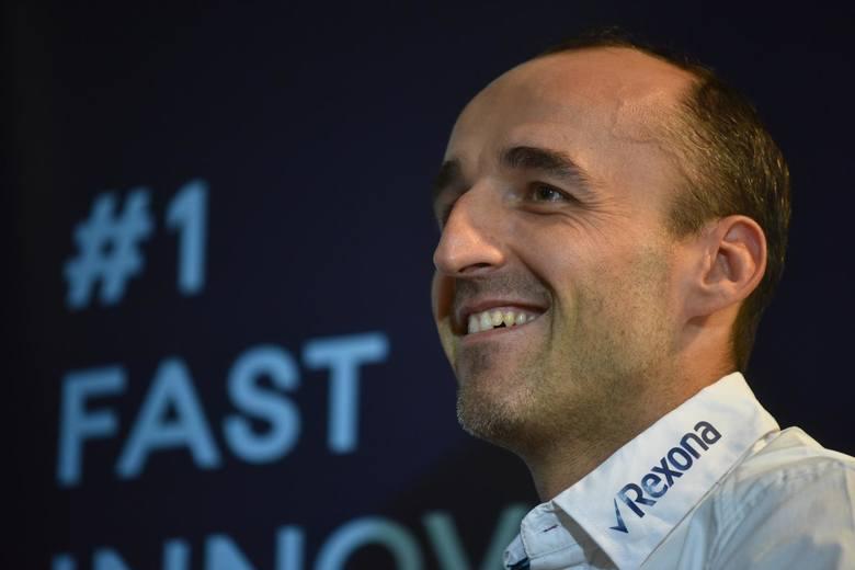 Robert Kubica w Formule 1