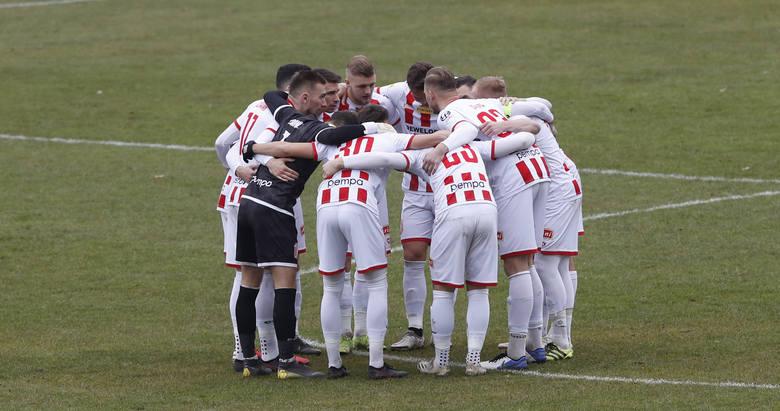 Resovia Rzeszów przegrała w sobotę na koniec rundy z GKS-em Jastrzębie 1:2 [RELACJA]