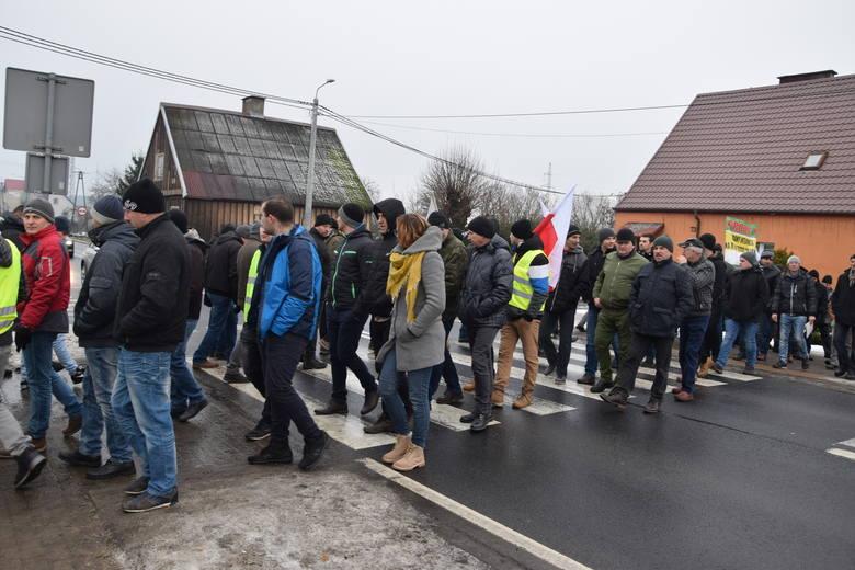 28 stycznia w ok. 30 miejscach Polski odbyły się lokalne protesty zapowiadające strajk 6 lutego 2019