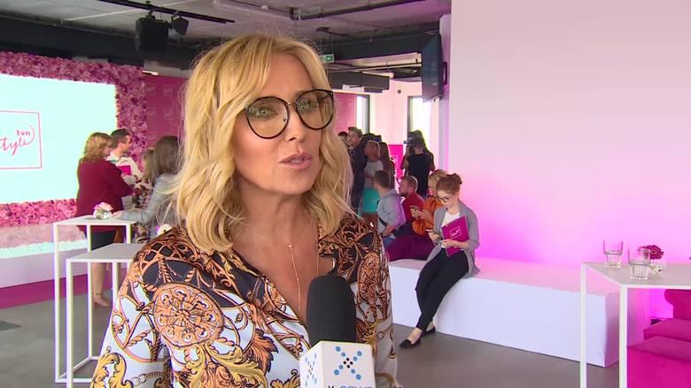 """Agata Młynarska wystąpiła w programie """"Gwiazdy prywatnie"""". Dziennikarka pokazała jak mieszka. Apartament naprawdę robi wrażenie.ZOBACZ"""