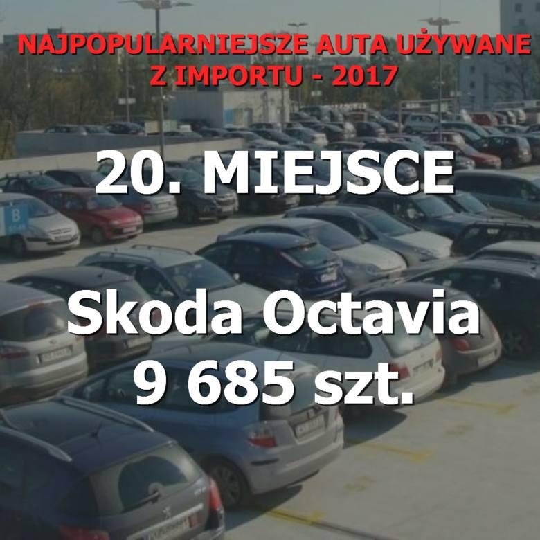"""W 2017 roku do Polski sprowadzono aż 935 100 używanych samochodów. Które modele cieszą się największą popularnością? Ile sztuk """"zalało"""""""