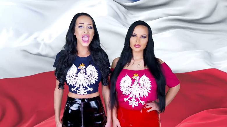 Siostry Godlewskie zaśpiewały hymn Polski. Sprawa już w prokuraturze. Małgorzata i Esmeralda odpowiadają na hejt