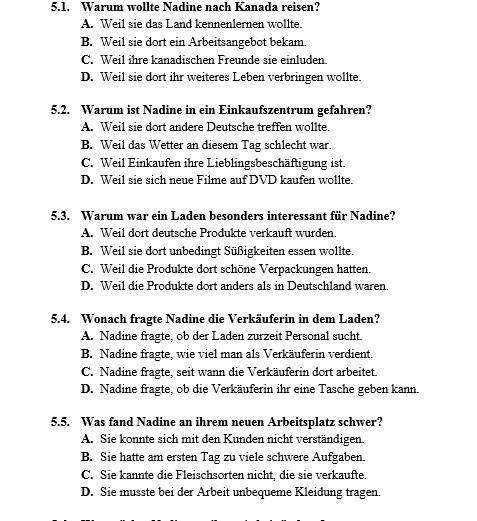 Kennenlernen niemiecki