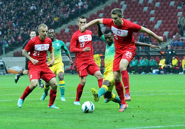 We wtorek Polacy grają z Anglią