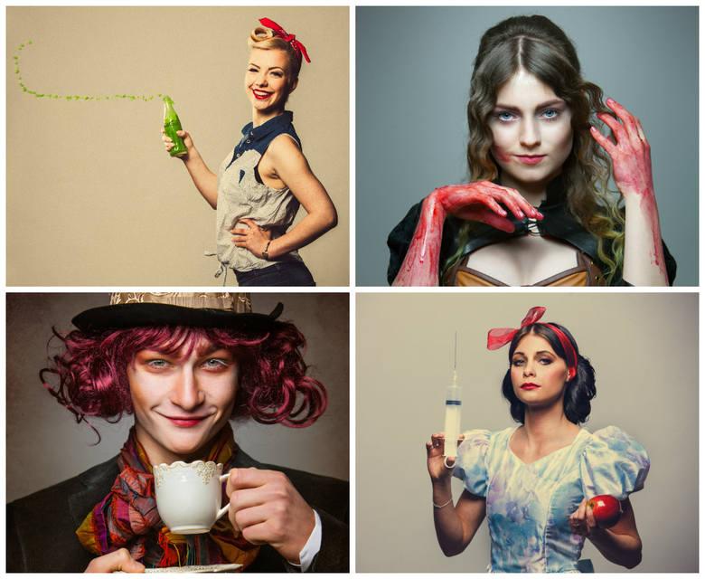 Na przekór reklamie - zobacz zdjęcia z niezwykłego projektu