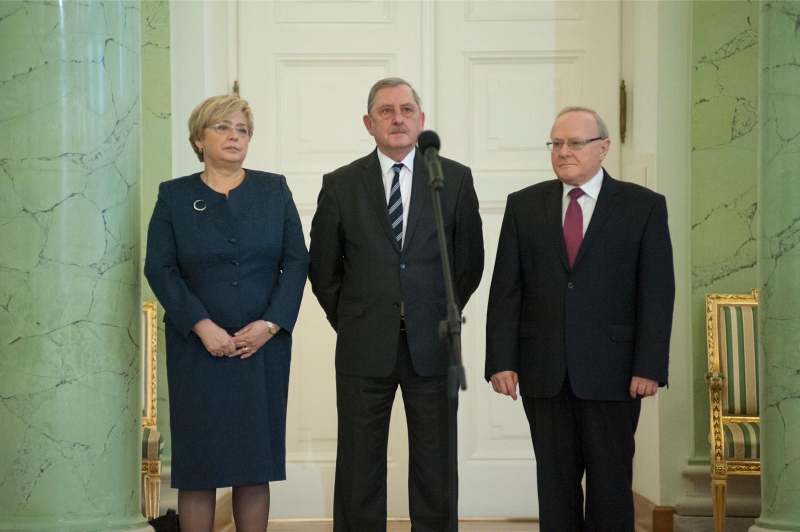 b9519ab4dd Prezes Trybunału Konstytucyjnego Julia Przyłębska powiedziała