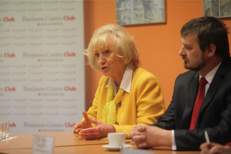 Prof. Grabowska: Wyborów nie ma można tak po prostu ciągle przesuwać. A dlaczego mamy je przesuwać? Platforma miała w tym interes