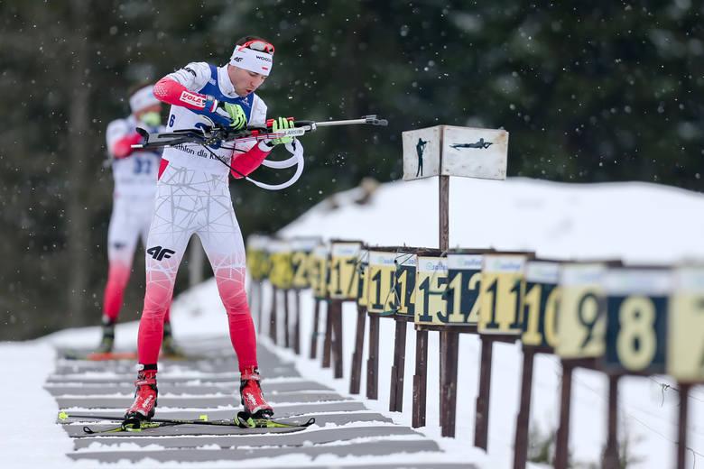 Biathlon. Mistrzostwa Świata 2019 w Oestersund (Ostersund) Grzegorz Guzik zaczął udanie