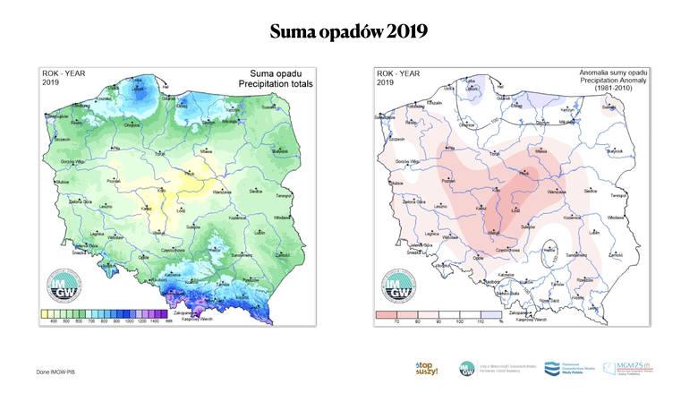 Susza 2020. Teraz powinno padać 2 miesiące dzień i noc. Minister apeluje o oszczędzanie wody