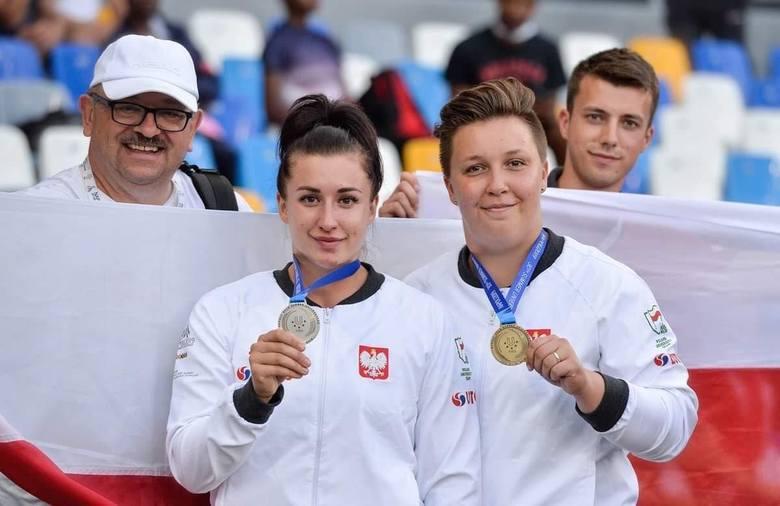 Katarzyna Furmanek brązową medalistką Uniwersjady w Neapolu [AKTUALIZACJA, ZDJĘCIA Z DEKORACJI]