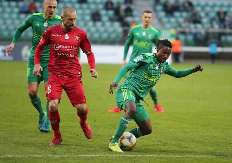 Prezentujemy galerię zdjęć z meczu Śląsk Wrocław - Zagłębie Sosnowiec. Wrocławianie wygrali 2:0 po bramkach Arkadiusza Piecha i Mateusza Radeckiego.