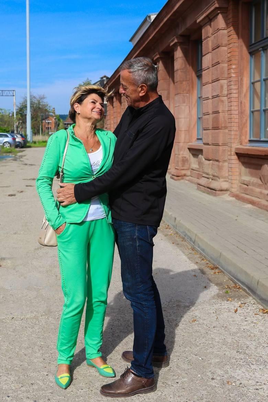 Piękne chwile Haliny i Edwarda w Sanatorium Miłości - zdjęcia.