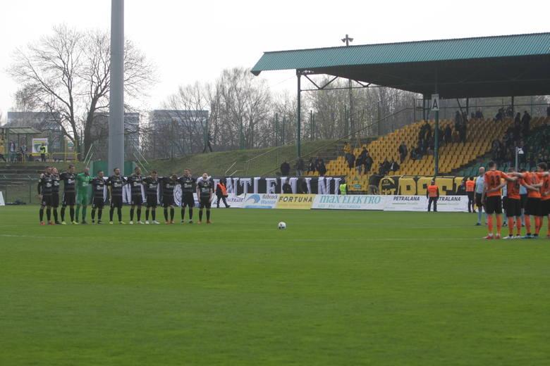 GKS Katowice - Chrobry Głogów 2:2