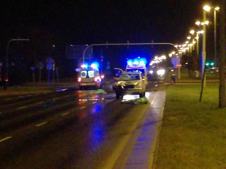 Tragicznie rozpoczął się Nowy Rok w Toruniu. 1 stycznia 2018 roku około godz. 4.30 doszło do  śmiertelnego w skutkach wypadku przy ul. Szosa Lubicka.